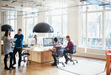 Co-Working Spaces: The Workplace of the Future