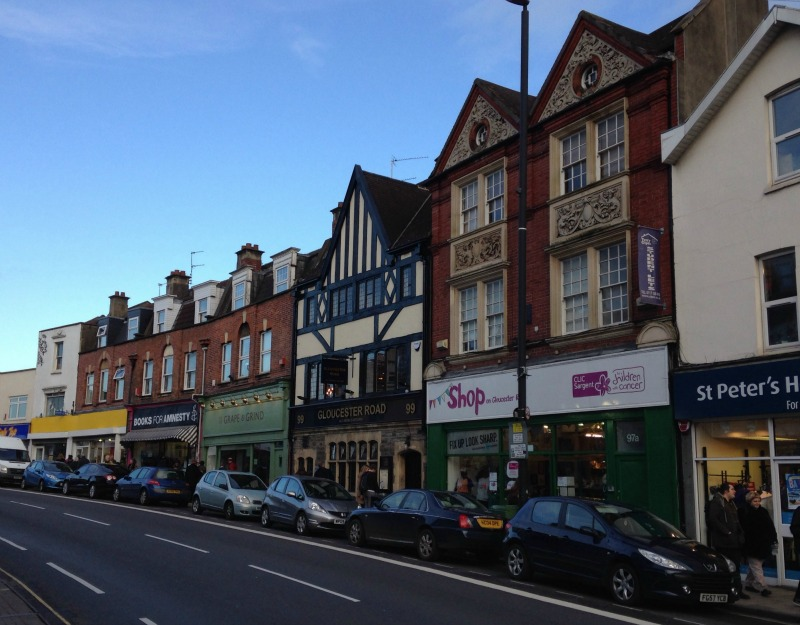 Gloucester Road's Best Breaktime Spots
